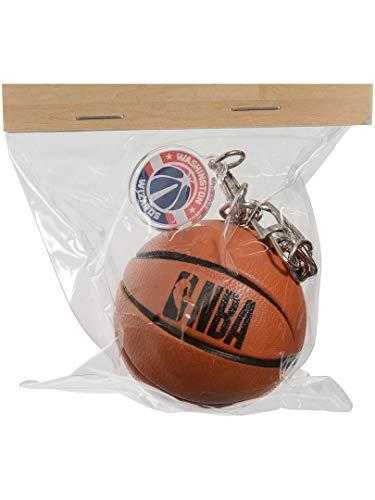 [NBA] ワシントン・ウィザーズ ボール型キーホルダー?NBA34279