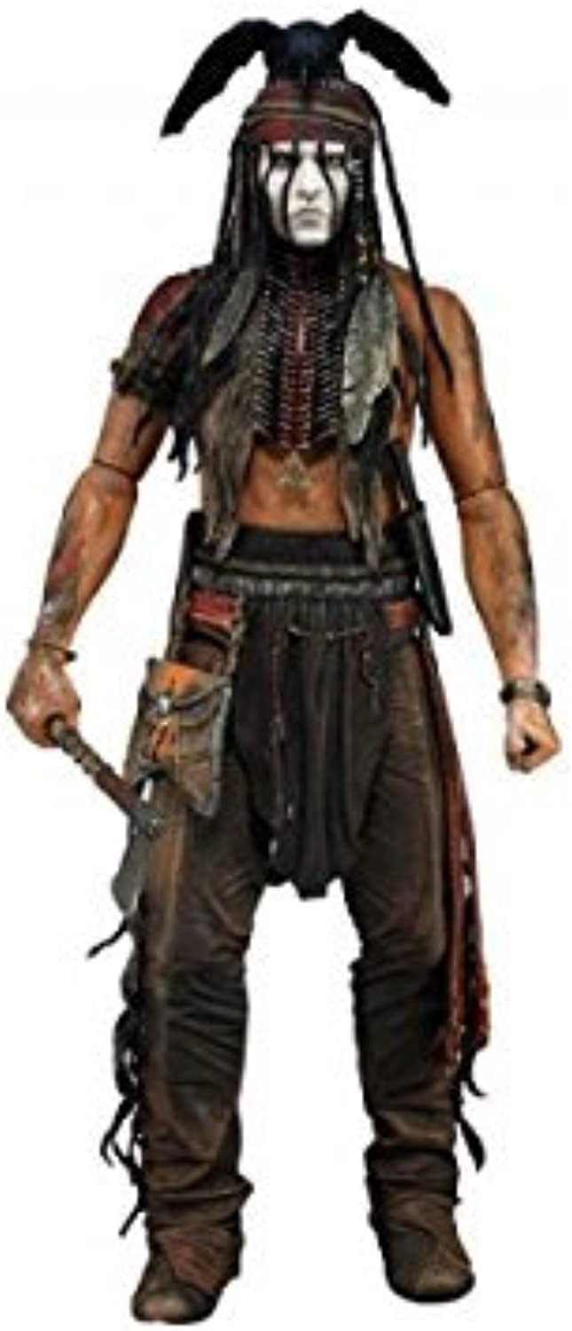 Neca 1 4 Scale 18-inch The Lone Ranger Tonto Action Figure by The Lone Ranger