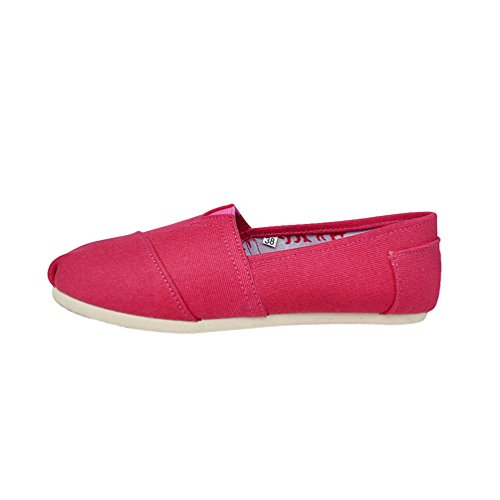 Dooxii Unisex Hombre Mujer Ocasionales Loafer Zapatos
