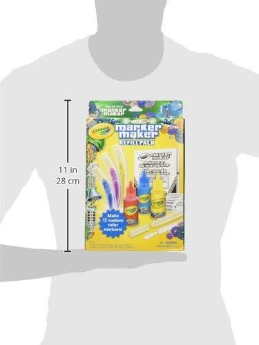 『クレヨラ お絵かき マーカーメーカー つめかえパック 74-7055 正規品』の1枚目の画像