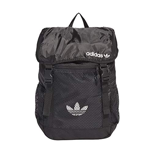adidas GN2235 ADV TOPLOADER S Sports backpack unisex-adult black/white NS