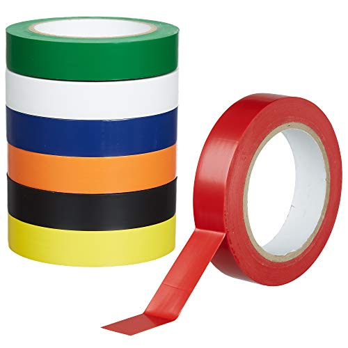 Coast Athletic 1' Gym Floor Tape