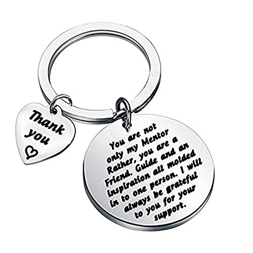Mentor Gifts Keychain Boss Gift Mentor Appreciation Gift Supervisor Leader...
