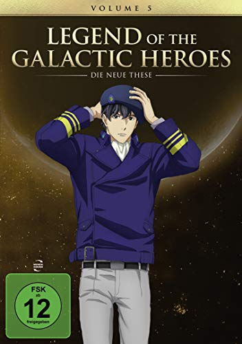 Legend of the Galactic Heroes: Die Neue These - Volume 5