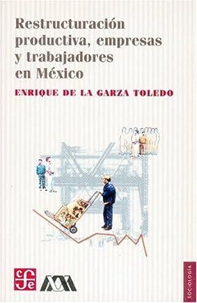 Restructuracion Productiva Empresas Y Trabajadores En Mexico