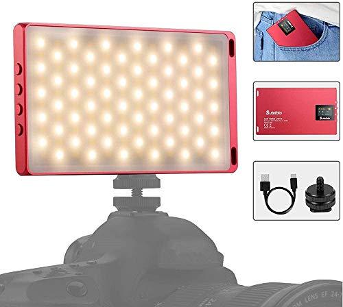 Mugast Tripod,Mini PC Material Non-Slip Desktop Phone//Camera Camcorder Tripod,Vlogging Tripod with 1//4 Inch Screw,Stabilizer Function,for Gopro//Cell Phone//Smartphone,etc Black