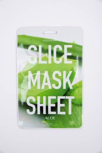 Aloe slice mask sheet (12 patches), Blink Lab