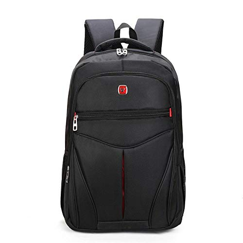 Travel Laptop Backpack for Women Men, Durable Water Resistant Suitable for 15.6-Inch Laptop,Grey
