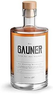 Gauner Brandy aus dem Rheingau – Riesling Weinbrand 1 x 500 ml