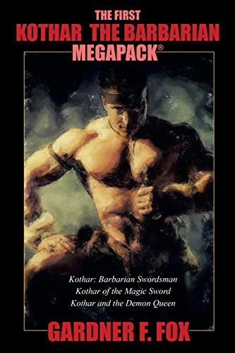 The First Kothar the Barbarian MEGAPACK®