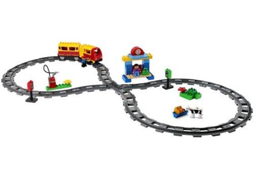 LEGO Duplo Ville 3771 - Eisenbahn Starter-Set
