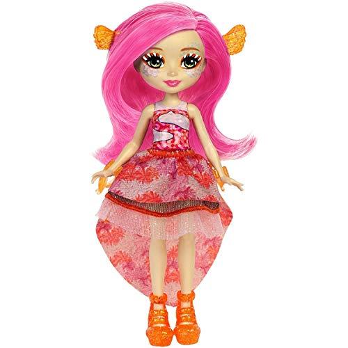 Enchantimals Muñeca con mascota acuática Jessa Jellyfish (Mattel FKV57)