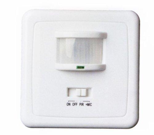 Gsc - Detector empotrar movimiento-sonido 1400971