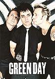 Heart Rock Flagge Original Green Day Band Poster, Gewebe,