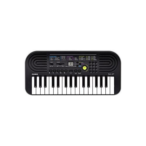 Mini teclado CASIO SA-47 - 32 teclas