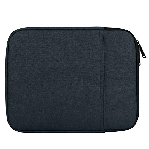 WXX ND00 10 inch Shockproof Tablet Liner Sleeve Pouch Bag Cover, For iPad 9.7 (2018) / iPad 9.7 inch (2017), iPad Pro 9.7 inch(Black) (Color : Navy Blue)