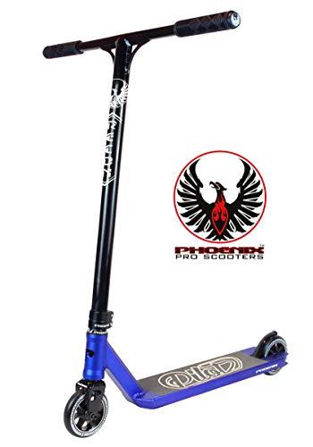 Phoenix Pilot Pro Scooter (Anodized Blue/Black)