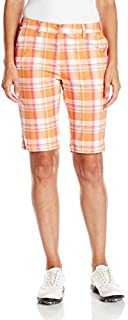 Greg Norman Collection Women's Plaid Shorts