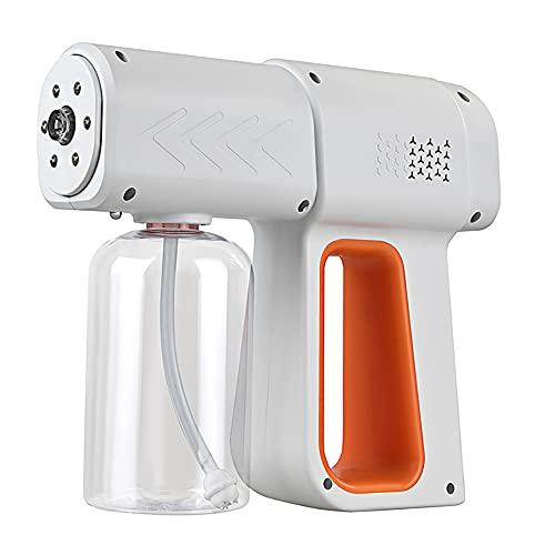 2021版 全自動噴霧器 充電式 電動 電池内蔵 繊細なミスト ガーデン アルコール スプレーガン 霧吹き 消毒 スプレー