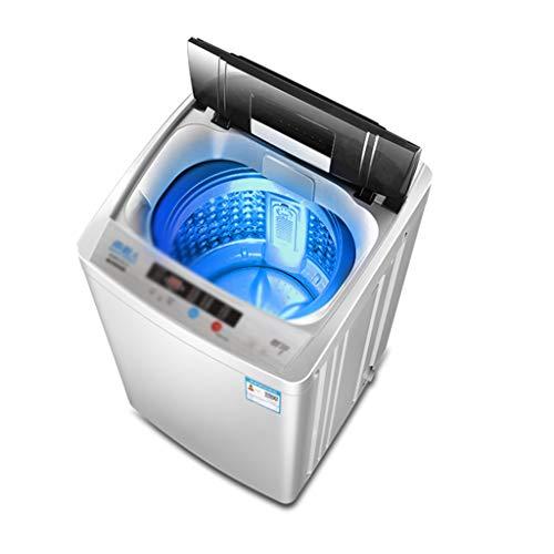 lavadora ZQ compacta portátil Totalmente automática, Secadora integrada de elución de Gran Capacidad 6.5/7.5 / 8KG / nanoesterilización con luz Azul ^_^
