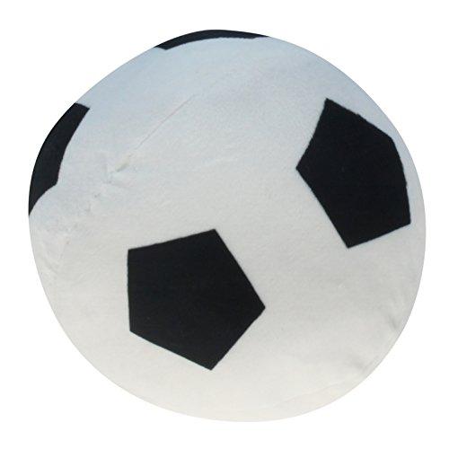 Krüger & Gregoriades Plüsch Fußball Softy Kicker 16 cm