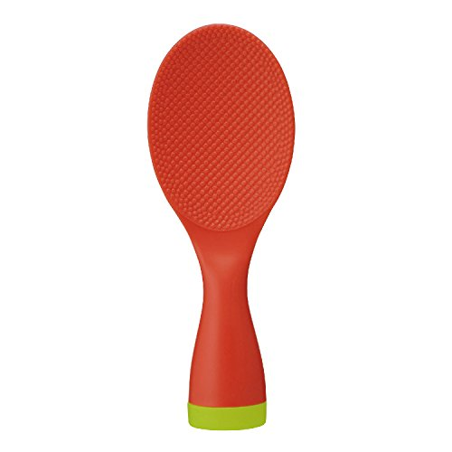 Akebono Industry Swing Rice Paddle Red pm-909