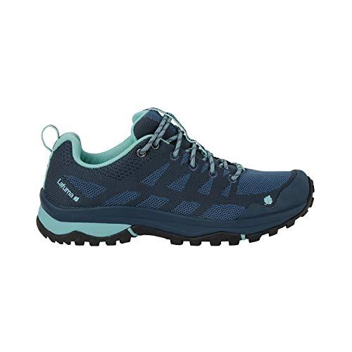 Lafuma Womens Shift Knit Walking Shoe, Oxyde Blue, 39 1/3 EU