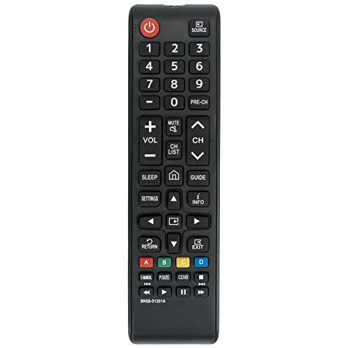 New BN59-01301A Replace Remote Control fit for Samsung Smart LED 4K TV UN32M4500 UN32N5300 UN43N5300 UN49NU7100 UN50NU6900 UN55NU6900 UN40NU7100 UN55NU7100 UN55NU7300 UN58NU7100 UN65NU6900 UN65NU7100