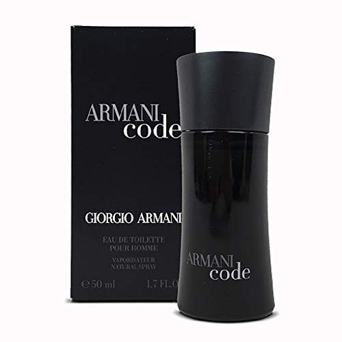 Giorgio Armani - Armani Code Pour Homme, Eau de Toilette - Vaporizador 50 ml