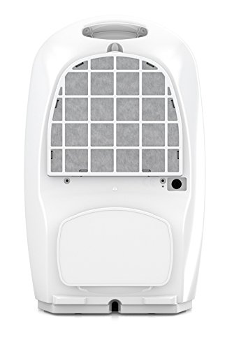 Ebac 2650e 18 Litre Dehumidifier for Condensation, Damp and Mould with Smart Auto-Function, Laundry Boost and Air Purification Mode, Free 2 Year Warranty, White