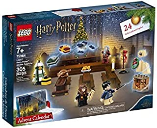 Advent Potter Calander 2019 - Featuring Characters from The Much-Loved Movie to Build up to The Big Day!
