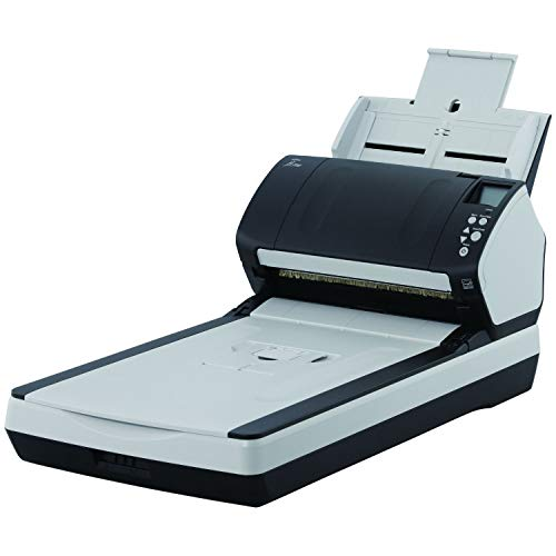 Best Price Brand New Fujitsu FI-7260 Color Duplex Flatbed Document Scanner (PA03670-B555)