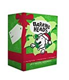 Barking Heads Wet Dog Food Pouches - Christmas Variety Pack - Natural and Grain-Free with No Artificial Flavours Plus Added Vitamins and Minerals - Festive Feasts (3 x 300g)