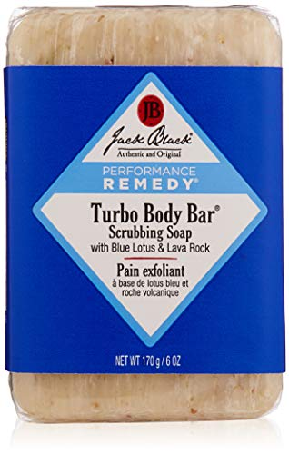 Jack Black , Turbo Body Bar Scrubbing Soap, 6 oz