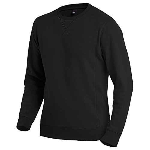 "FHB Sweatshirt \""TIMO\"" - 1 Stück, XL, schwarz, 35-079498-20-XL"