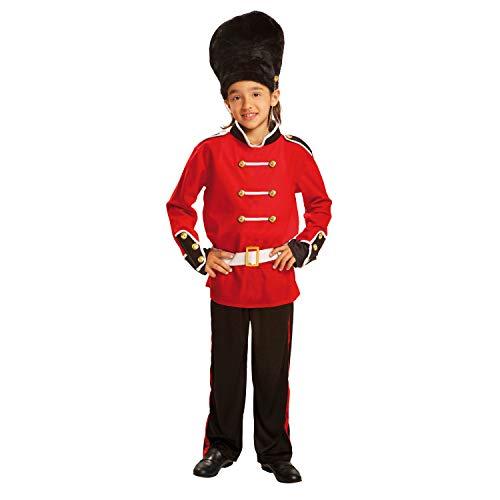 My Other Me Me-200939 Policía Disfraz de guardia inglesa para niño, 10-12 años (Viving Costumes 200939)