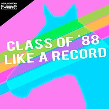 Like a Record
