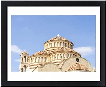 robertharding Framed Popular 20x16 Photo of Surprise price Anargiroiin Church Ayioi Pa
