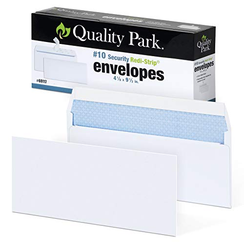 10 self sealed envelopes - 1