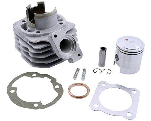Kit cylindre 65 ccm AIRSAL Sport en aluminium pour Hercules Gipsy 50 cc, Limbo, Reggae, Splinter, Squab, Zenith