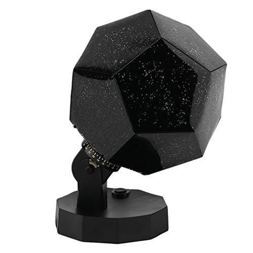 Star Sky Proyector romántico Cosmos Noche Lámpara LED Proyección Lámpara Lámpara de Proyección Dormitorio Portátil Decoración Hogar Regalo de Niños