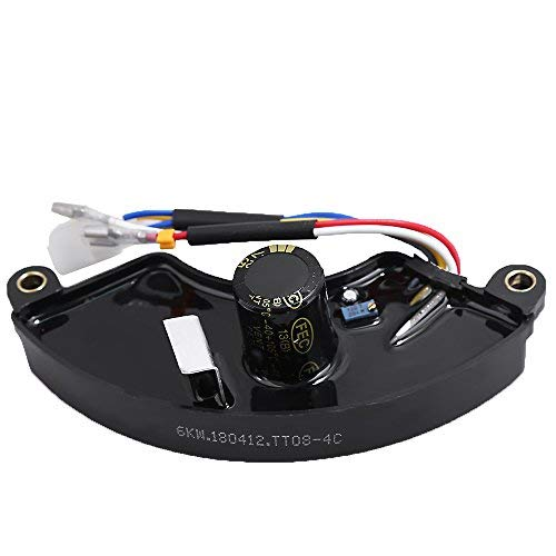 Gas Generator AVR For BlackMax 5KW 5.7KW 7KW 7.5KW 9KW 5000 5700 7125 8750 Watt Automatic Voltage Regulator