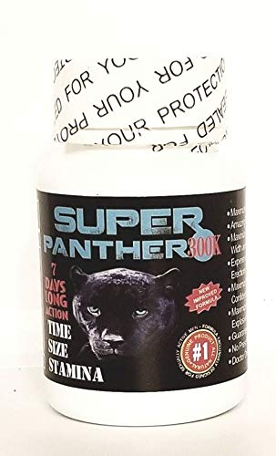 Genuine Charged Super Black Panther…