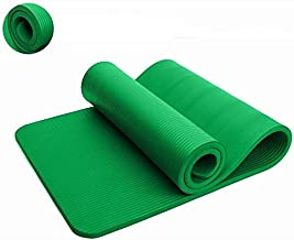 Top Skyland Yoga Mat, Green - 10mm Thick