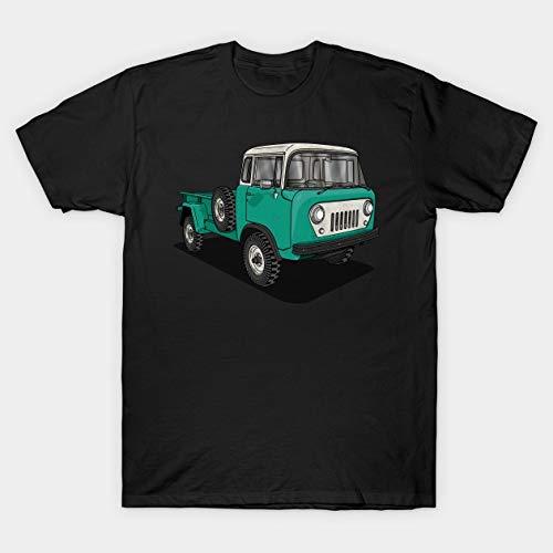 For Jeep Forward Control Fc-170 Green T-shirt Unisex Adults Shirt Birthday Girl Birthday Tee Women Graphic Tee Shirt