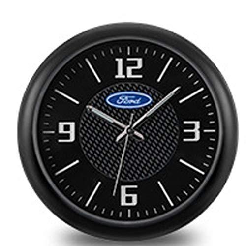 JHEK Auto Uhr Klein Uhr Zum Aufkleben Auto Uhr Kleben Mit Vent Clip Auto Uhr Lüftung Wählen Sie Aus Einer Vielzahl Von Marken Quarzoberfläche Legierungsmaterial 2020 Neues UpgradeFord