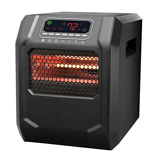 Warm Living 4-Element Heater