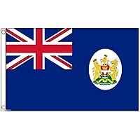 国旗 香港 ホンコン イギリス領 特大フラッグ【ノーブランド品】