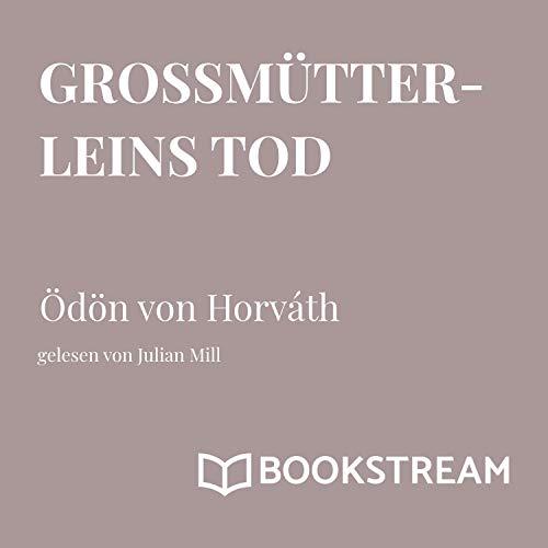 Großmütterleins Tod audiobook cover art