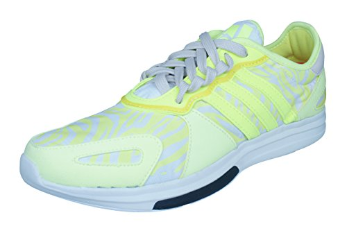 adidas Stellasport Yvori by Stella McCartney Damen Lauftrainer/Schuhe-Yellow-36.5